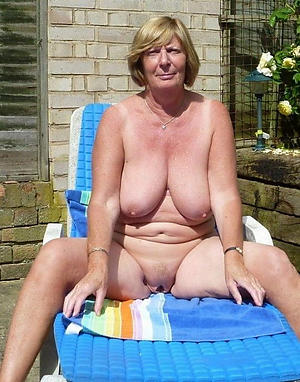 easy pics of granny saggy special