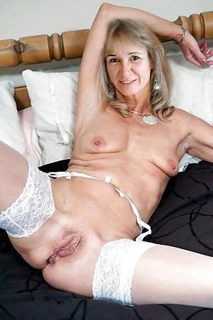 skinny saggy granny amateur slut