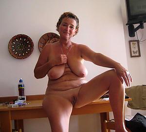 saggy granny tits