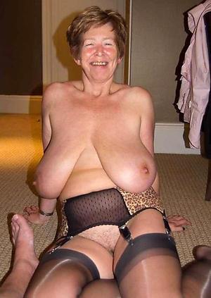 Bohemian pics be proper of old saggy tits