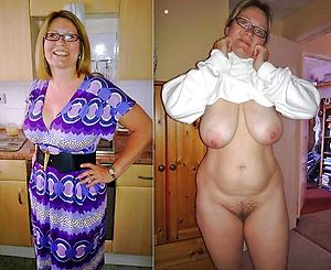 nude pics be required of granny dressed scanty