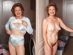 granny dressed defoliate pics