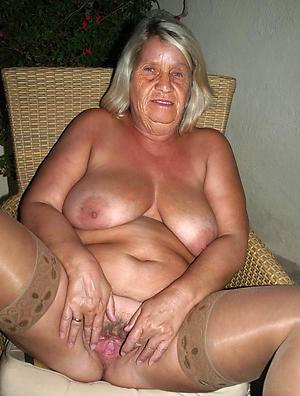 best granny pussy inexpert slut
