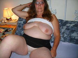 full-grown bbw granny pussy in porn