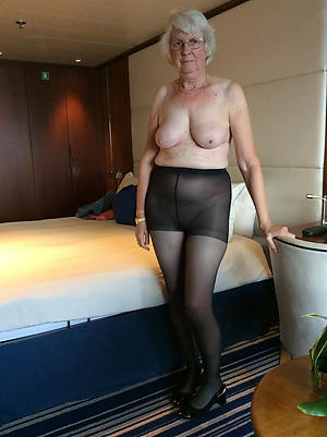 old grannies in pantyhose pic