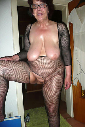 nasty old women in pantyhose xxx pic