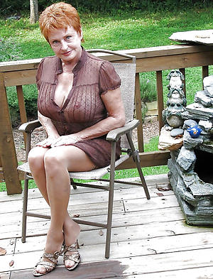 hot granny mummy brigandage