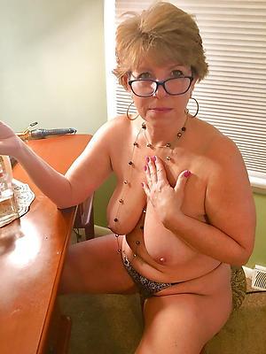 xxx pictures of parsimonious bush-leaguer granny pussy