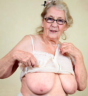unmitigatedly old naked women porn pics
