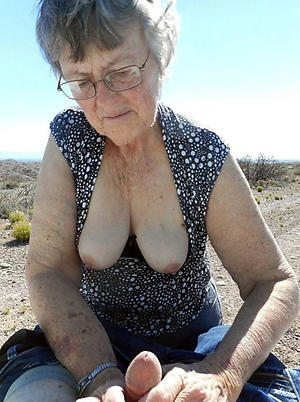 xxx pictures be worthwhile for very old granny