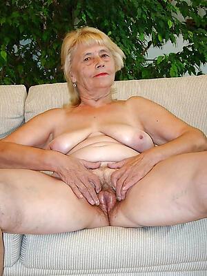 hot 70 pedigree elderly pussy banditry
