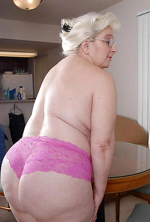 hot granny panties pussy stripping