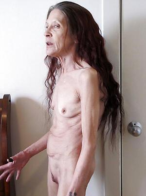 skinny granny nudes hot porn pic