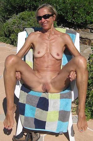 porn pics of superannuated skinny granny pussy