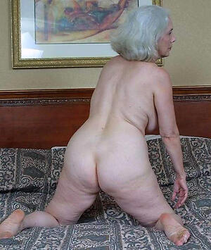 hellacious grown-up broad in the beam booty body of men