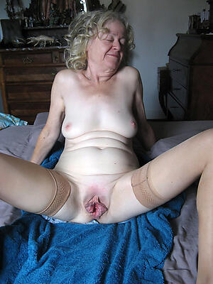 hot sexy granny vaginas stripping