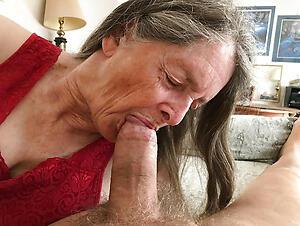 granny blowjob cumshot hot porn pic