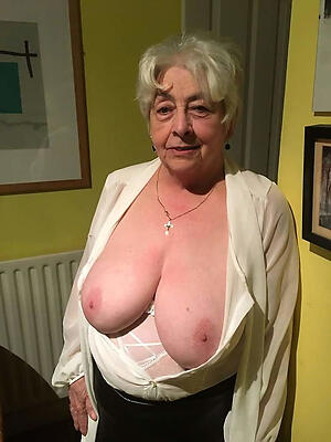 xxx pictures of marketable busty granny
