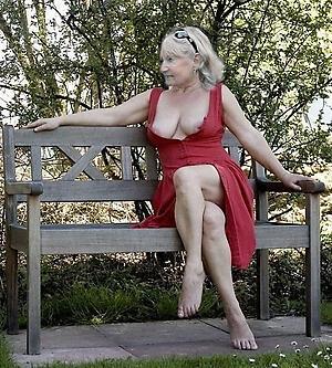 porn pics be incumbent on downcast matured granny lady