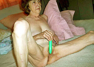 free pics be advantageous to naked hairy grandmas