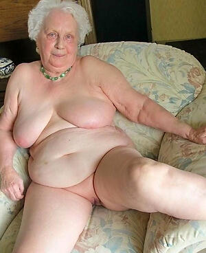 free pics of older chunky woman