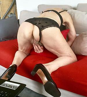 granny naked botheration plus freash pussy