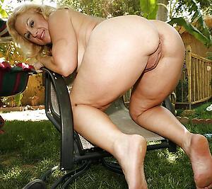 older granny outdoor remote pics
