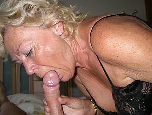 nasty granny gives blowjob pic