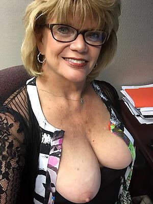 unorthodox naked grannies round glasses freash pussy