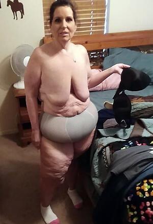 fat old saggy titties amateur pics