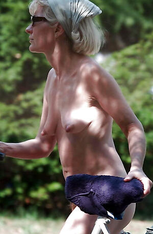 amazing age-old saggy tits