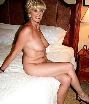 hot beautiful leafless granny brigandage