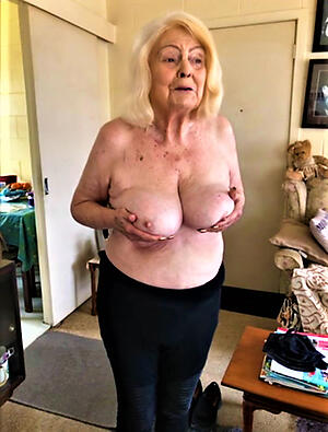 hot grannie chest love porn