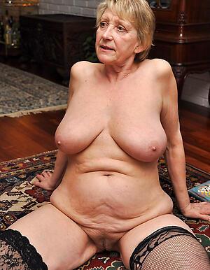 grannie boobs freash pussy