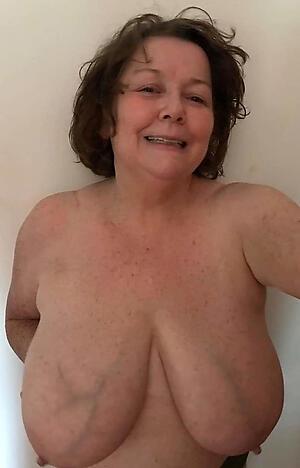 older tits amateur slut