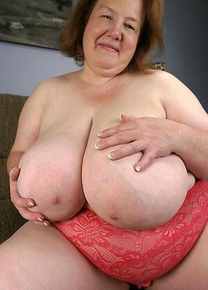 amazing Mr Big granny pornphoto