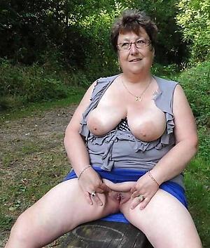 low-spirited superannuated granny vagina porn pics