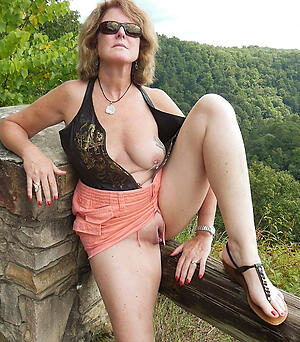 porn pics be advantageous to sexy shaved granny