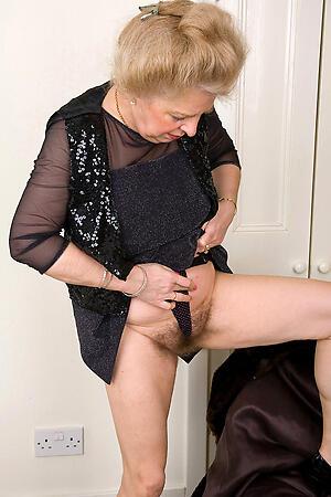 amazing granny masturbation