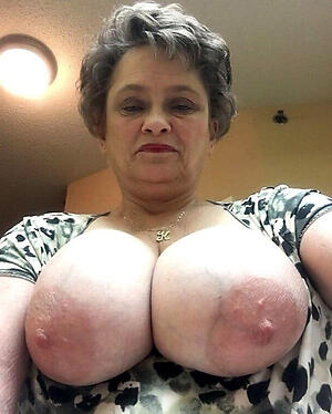 big black granny pair