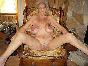 unsightly nude tattooed granny pics