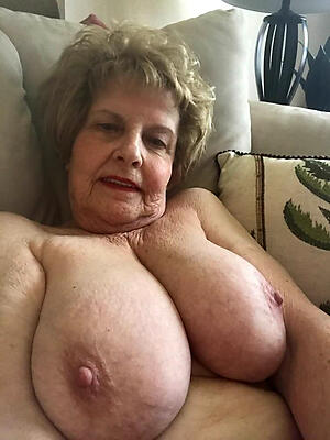 naked granny selfies private pics
