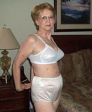 hot grandmother granny stripping