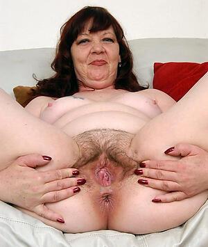 free pics be fitting of hot granny vulva