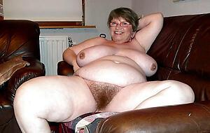 old fat grannies second-rate pics