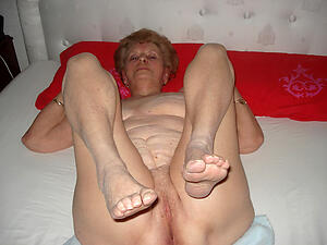 older womens limbs private pics