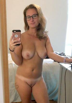 amazing meagre sexy grany selfshots