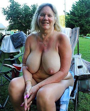 nasty older women huge Bristols