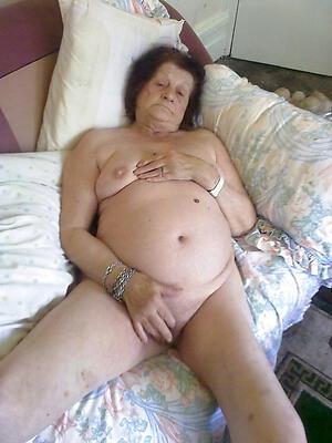sexy naked grandma private pics