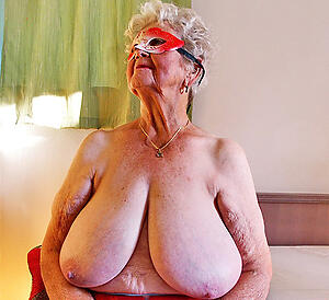 grannies big interior love posing unclad